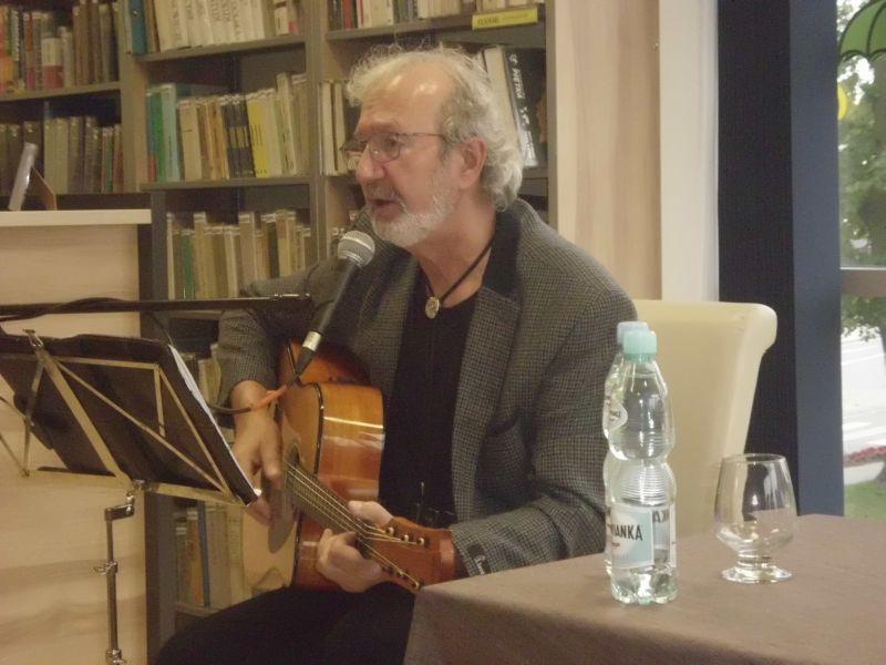 Spotkanie autorskie z Krzysztofem Dauszkiewiczem