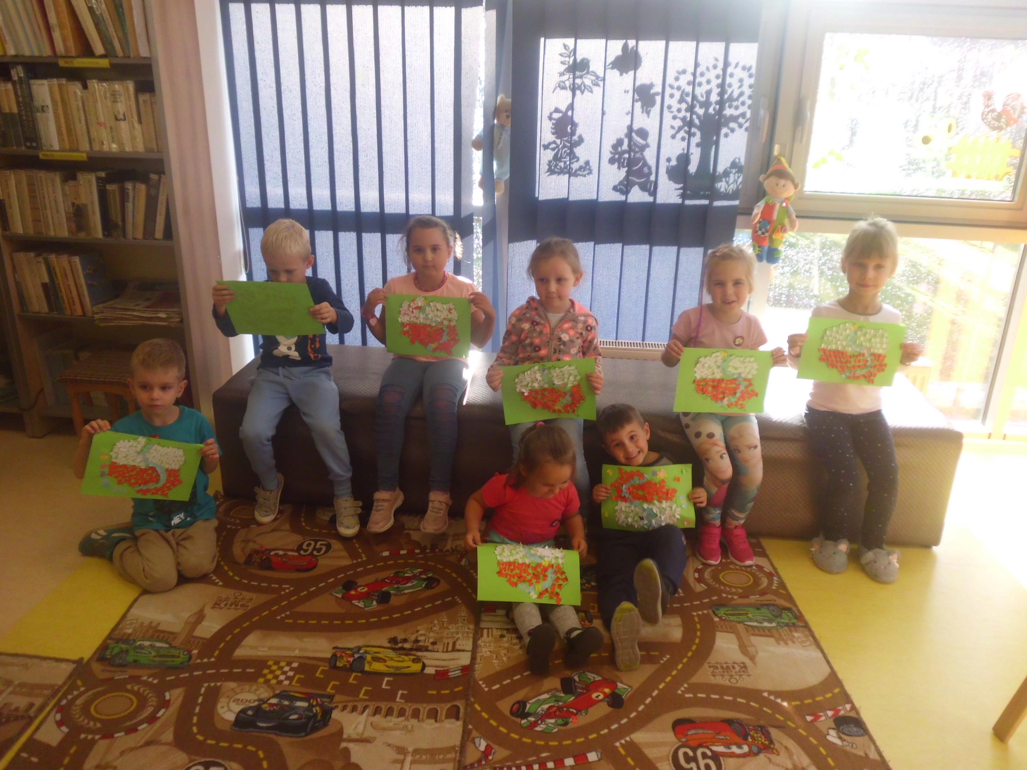 Spotkanie Klubu Małego Czytelnika