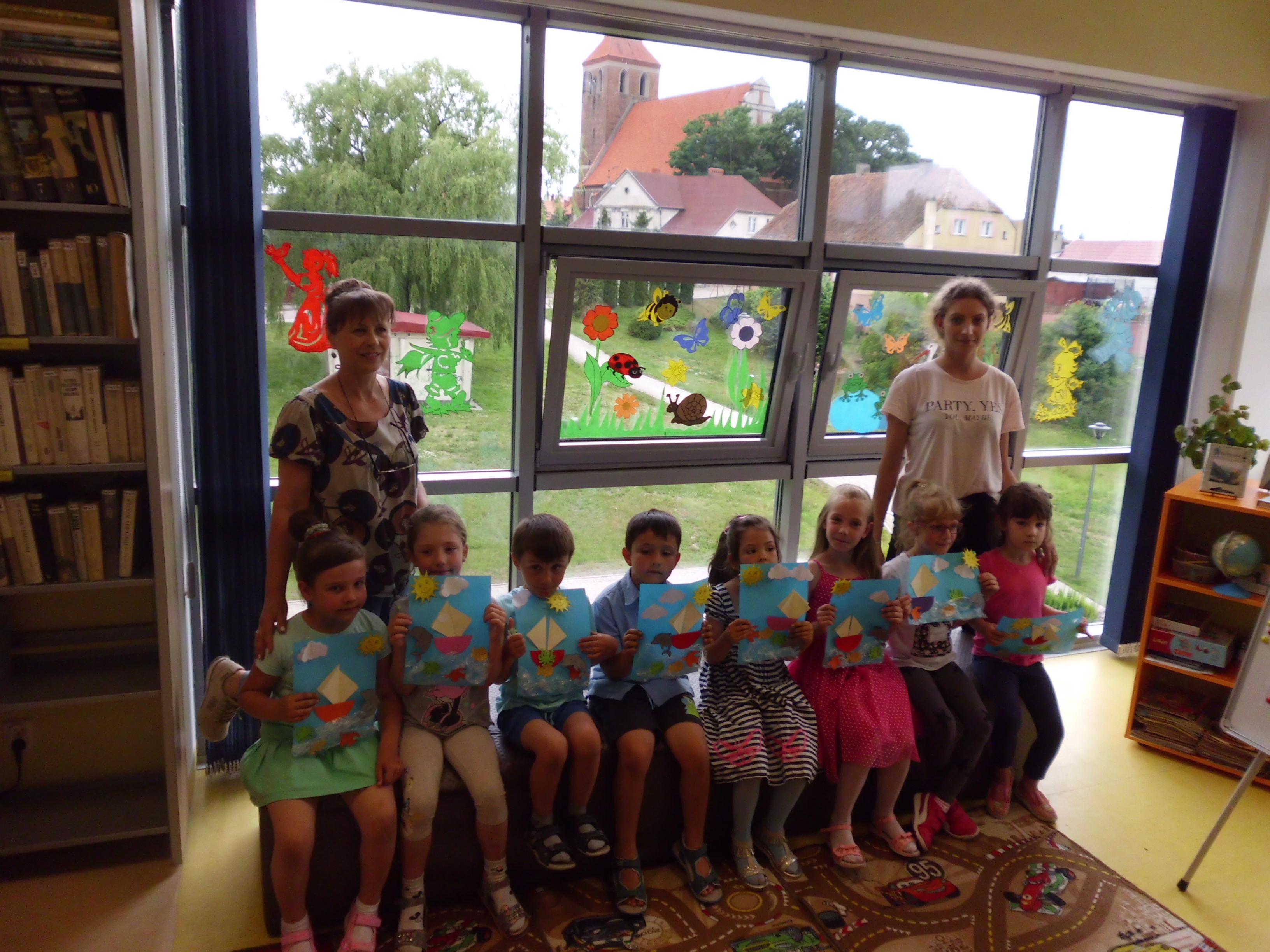 Klub małego czytelnika rozpoczyna wakacje